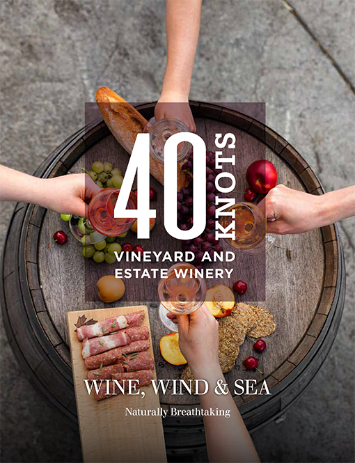 40 Knots Winery Our Magazine