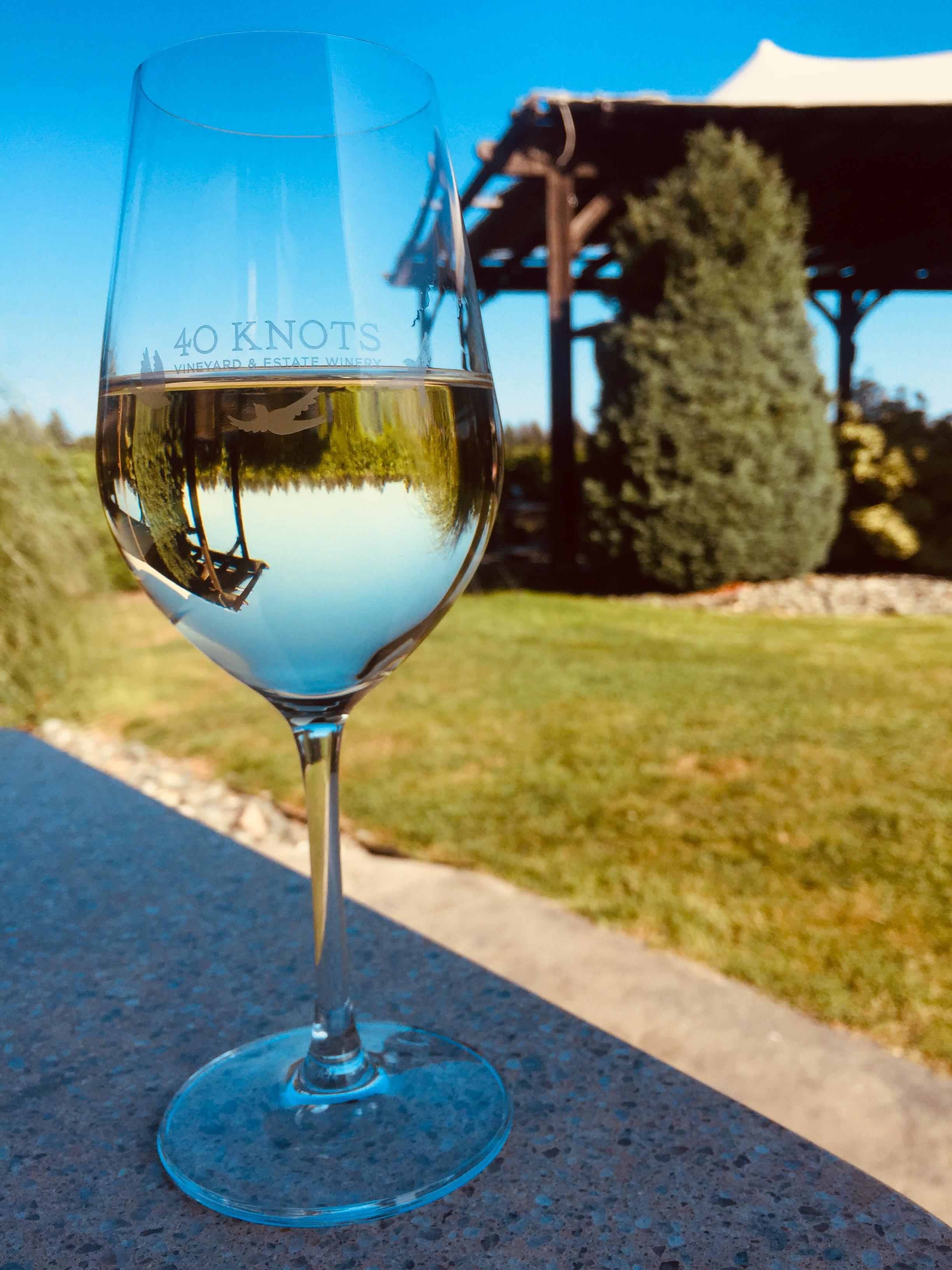 40 Knots Vineyard and Estate Winery Inc - News