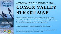 Comox Valley Map