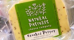 Natural Pastures Cheese 180 gram Assorted
