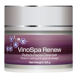 VinoSpa Renew Ruby's Facial Cleanser