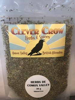 Clever Crow Herbs & Spices