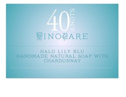 REFRESH Halo Lily Blu Soap