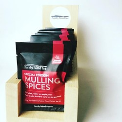 Hornby Island Mulled Wine Spice