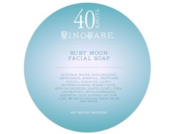 REBUILD Ruby Moon Facial Scrub