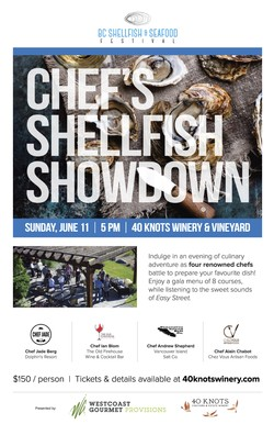 Chef's Shellfish Showdown