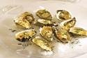 Oysters with a Sparkling Wine Sauce